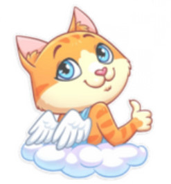guardian angel to your cat